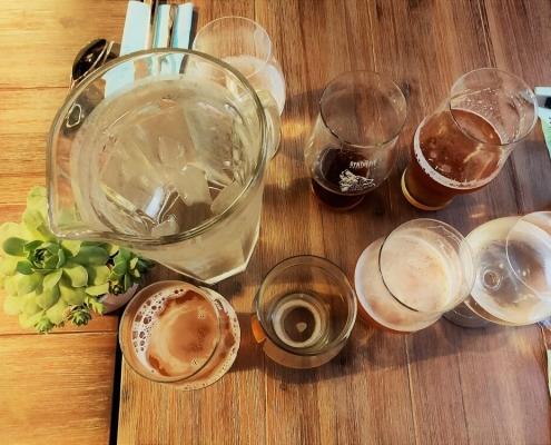 Sörválogatás kézműves sörökből