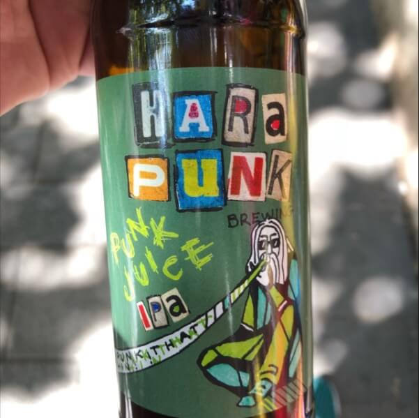 Harapunk Punk Juice