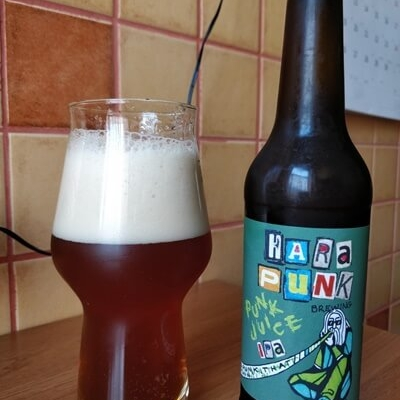 Hara'Punk Brewing Punk Juice